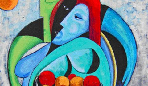 Plenitud – Pintura de Bernard Fintz